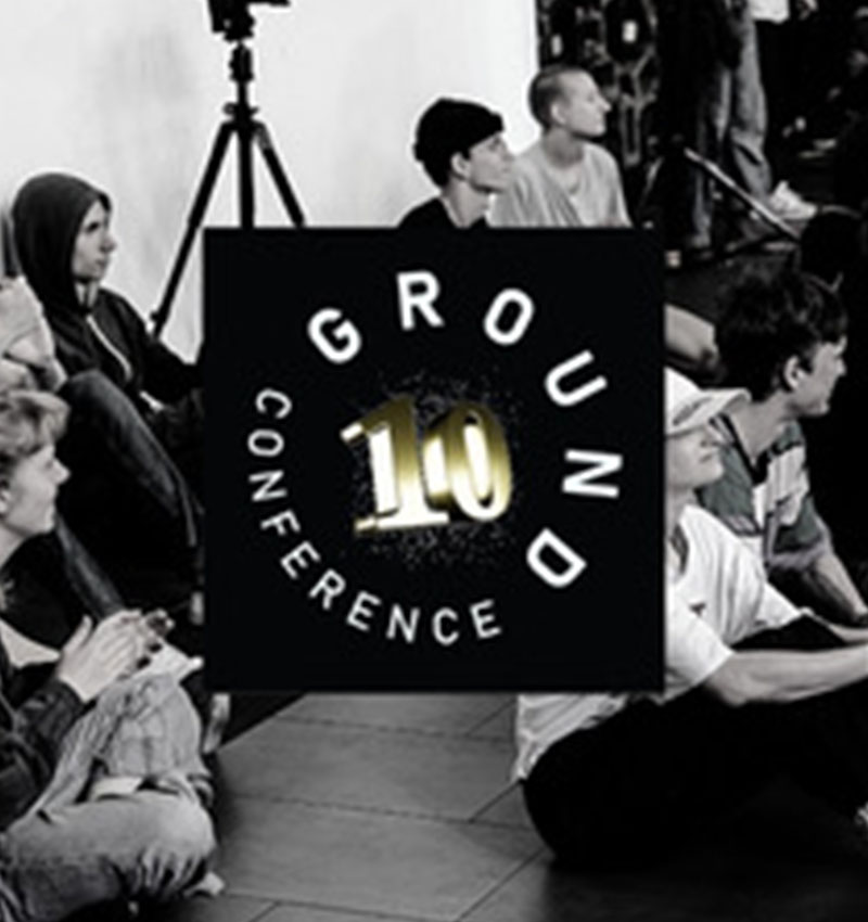 Ground Conference #10